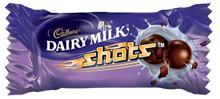 Cadbury Shots