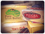 The exoneration of butter