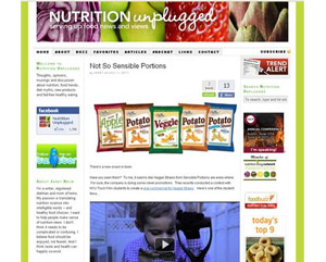 Nutrition Unplugged