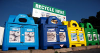 Total recycling units