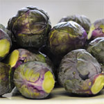 UK: M&S launches red Brussels sprouts