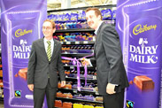 Fairtrade Cadbury launch