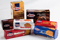 Moir's enters the biscuit market with classic favourites