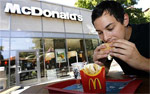 Fast food becomes the UK's meal of choice