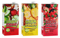 Fresh new look for Liqui-Fruit