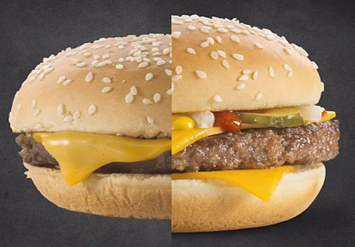 Styling the Big Mac
