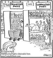 Is 'processed' a four-letter word?