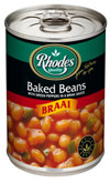 Baked Beans Braai