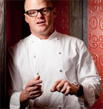 Heston Blumenthal unveils new use for a tampon – as a palate cleanser