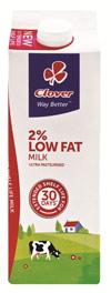 Clover 30-day ESL milk