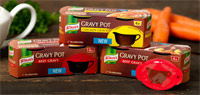 UK: Knorr debuts jelly gravy pots