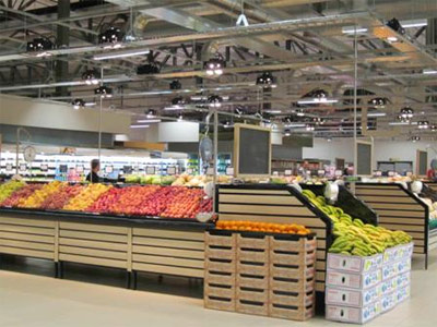 Pick n Pay's new flagship store emphasises fresh