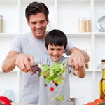 US: National survey confirms dad's increased role in the kitchen