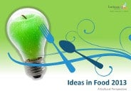 Ideas in Food 2013 - A Cultural Perspective