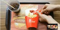 Ketchup dispenser
