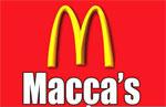 Macca's McDonald's ad