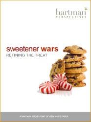 Sweetener Wars