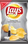 Lays Salt and Pepper