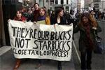 Starbucks bucks tax