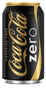 US: Caffeine-free Coke Zero to hit shelves soon