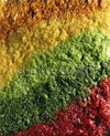 Low-dust benefits and improved solubility with Sensient's new natural colour powders