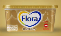 Unilever launches Flora Buttery in SA