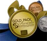 Gold Pack Awards 2013!