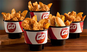 US: KFC's new Go Cup hailed as pure fast-food genius