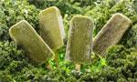 Kale lollies