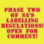 Phase 2 labelling regulations