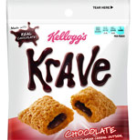 US: Kellogg's launches snackable cereals in a pouch