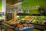 The produce department: prime real estate