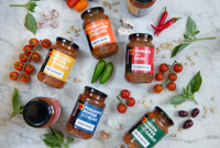 New pasta sauces from Peppadew International