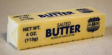 America returns to its love of butter