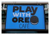 PlayWithOreo Cafe