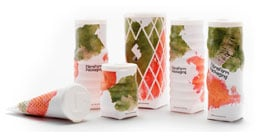 Fibreform packaging