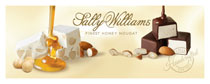 Sally Williams' nougat achieves top safety certification