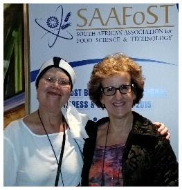 RIP Amanda Minaar: SAAFoST president passes away
