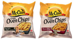 McCain Oven Chips get a crisp new look and a tasty transformation