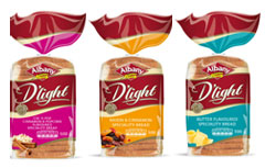 Albany DLight Breads