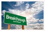 Breakthrough sign