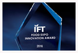 IFT's 2016 Innovation Awards reflect today's food trends