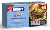 DENNY Mushroom moves into the burger space