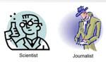 Sci vs Journo2
