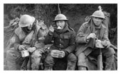 WW1 soldiers S