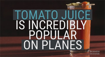Tomato juice video