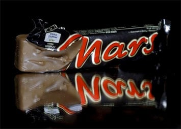 Candy and gum are no longer Mars' biggest business
