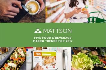 Mattson Food Trends L