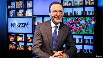 Nestle CEO L