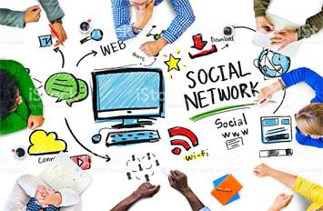 Social media L